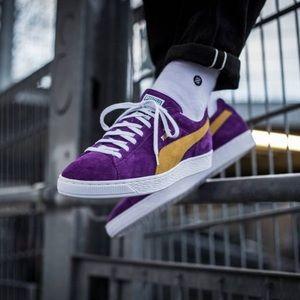 Puma Shoes - Puma x Collectors Suede Classic